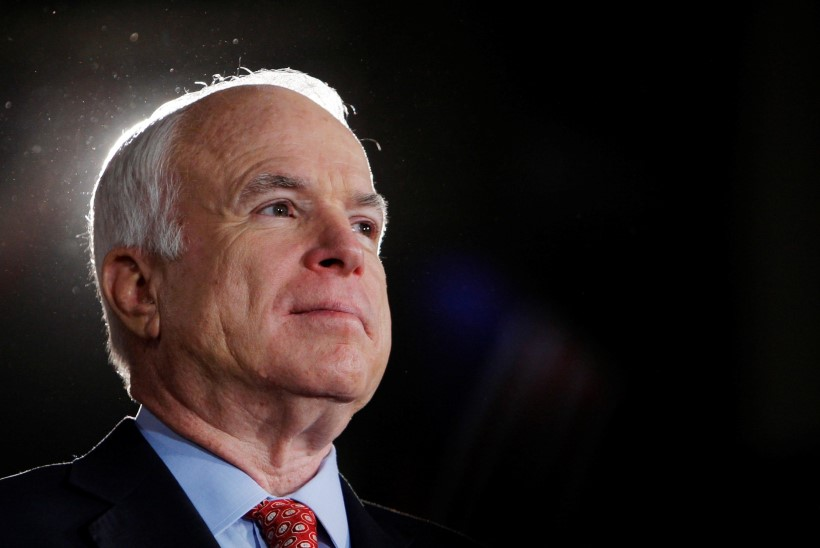 Suri Putini ja Trumpi armutu kriitik John McCain