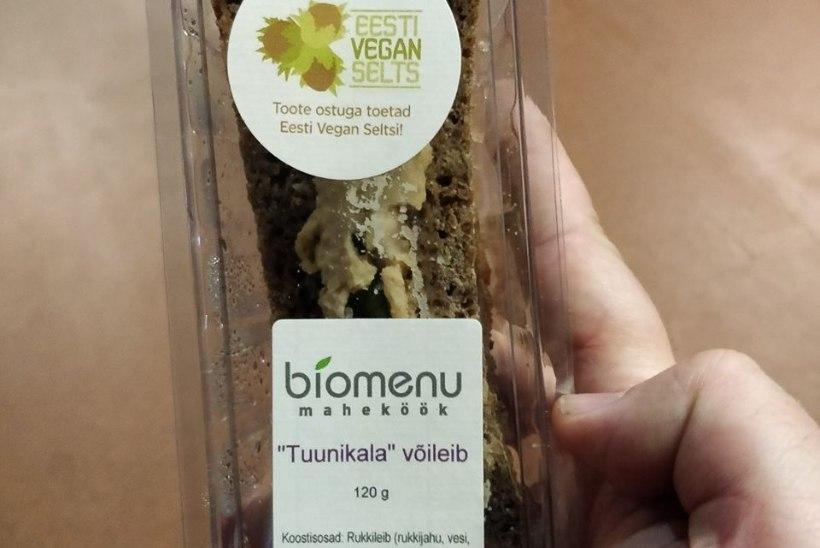 Veganihakkliha eksitab tarbijat? Tootja: kedagi ei eksitata, kes etiketti lugeda oskab