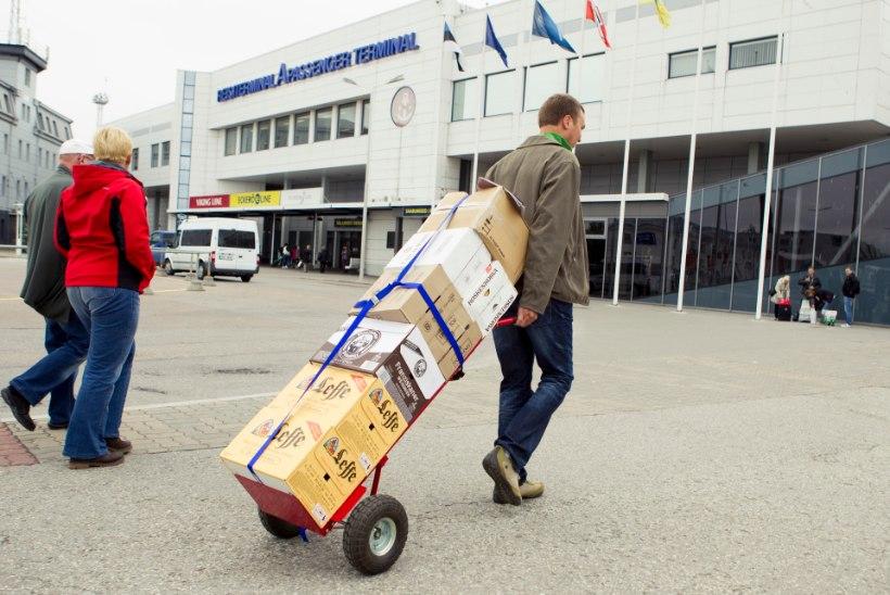 Soomlased on nördinud: ostuparadiis Eestis hakkab kokku kuivama