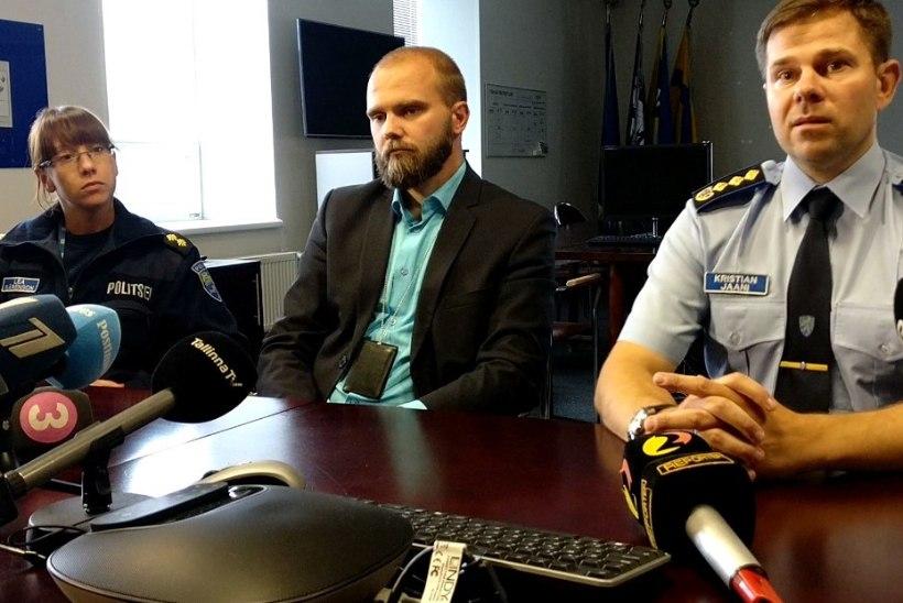ÕL VIDEO   Politsei noortejõukudest: Tallinnas on 20 ninameest, kes on meie vaateväljas olnud lapseeast peale