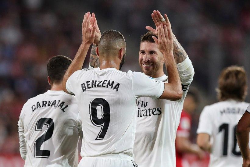 VIDEO | Kaotusseisu jäänud Madridi Real sai võimsa võidu