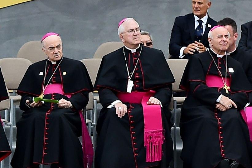Paavst seoses Vigano süüdistustega: ma ei ütle mitte ainsatki sõna