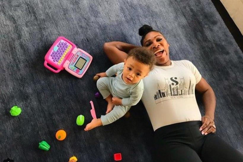 EI MINGIT PIDU! Serena Williamsi tütar ei saa emme usu tõttu sünnipäeva pidada