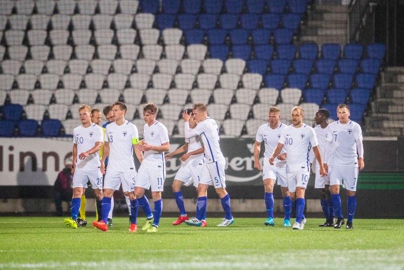 Soomlased tulevad Eesti vastu vaid kahe koduliiga mehega