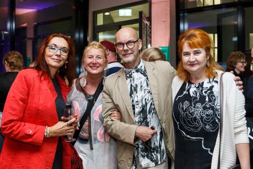 GALERII | Kunstiakadeemia avas uue maja aktuse ja suure peoga