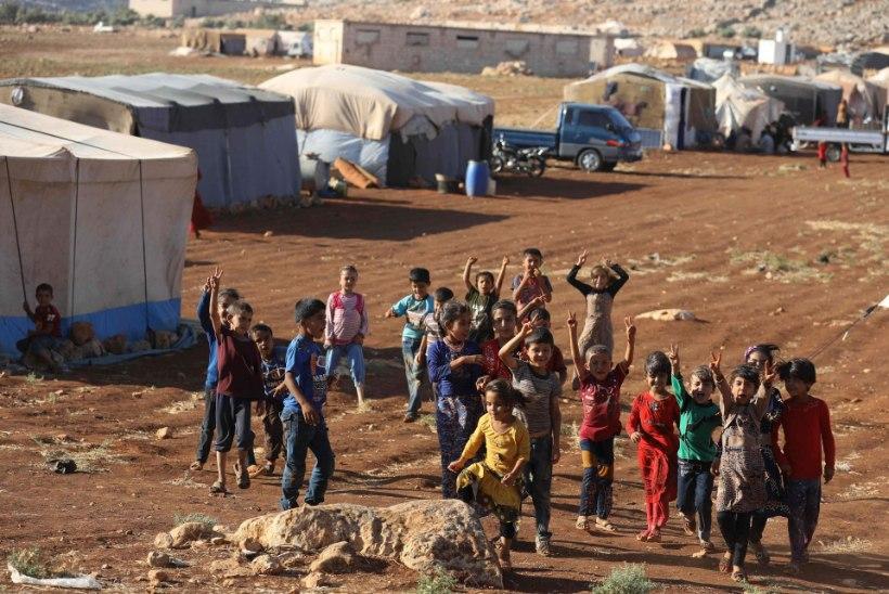 Süüria on jälle kui püssirohutünn