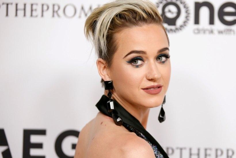 Katy Perry eitas, et produtsent Dr. Luke ta vägistas