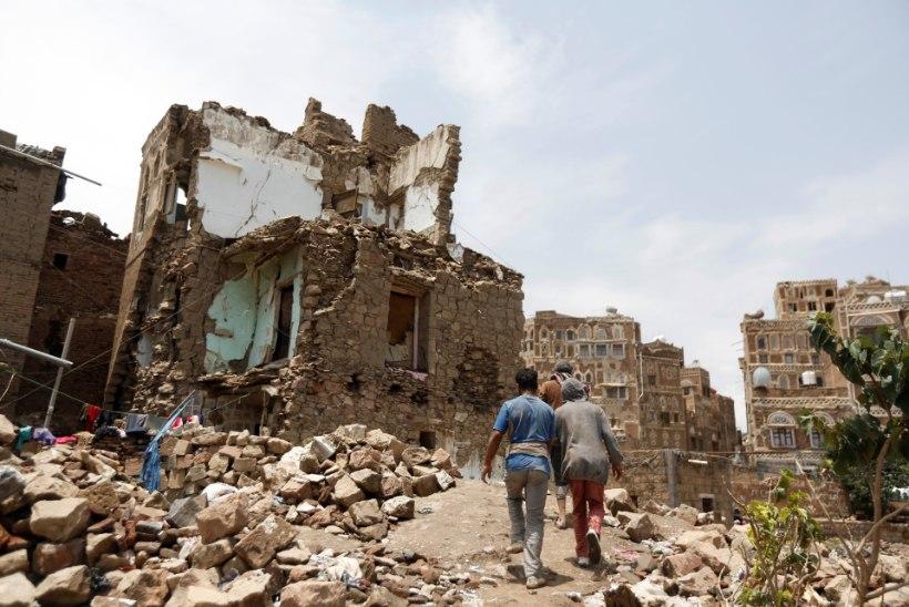 SURM, VANGISTUSED, PIINAMINE, NÄLG: Jeemeni kodusõjas pole kumbki osapool süüst puhas