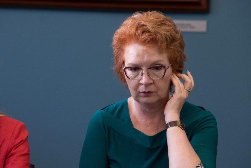 Yana Toom: Narvas on Keskerakonnast lahkunud 39 liiget