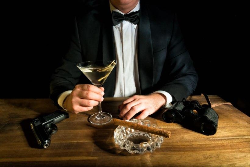 MEHELIKUD OSKUSED: James Bondi nipid toas toimunud nuhkimise avastamiseks