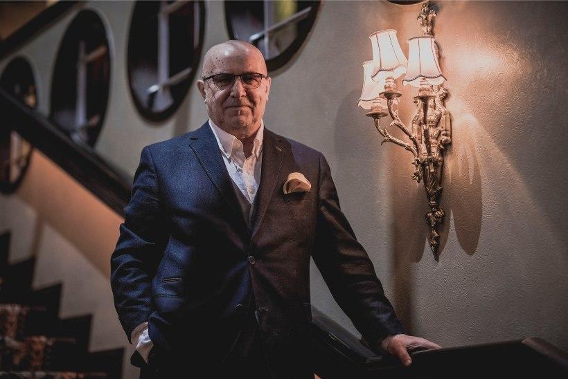 Tippkokk Dimitri Demjanov NOA salmonelloosipuhangust: see oli löök allapoole vööd