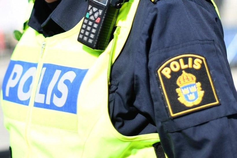 Rootsi politsei tappis puudega noormehe, kes käis mängurelvaga ringi