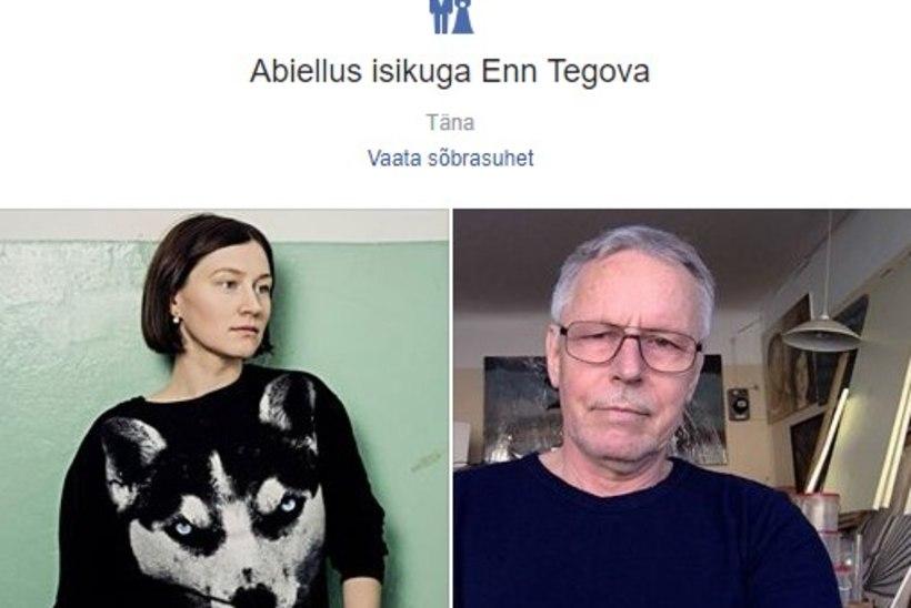 PALJU ÕNNE! Katrin Maimik sõudis abieluranda endast 35 aastat vanema kunstnikuhärraga