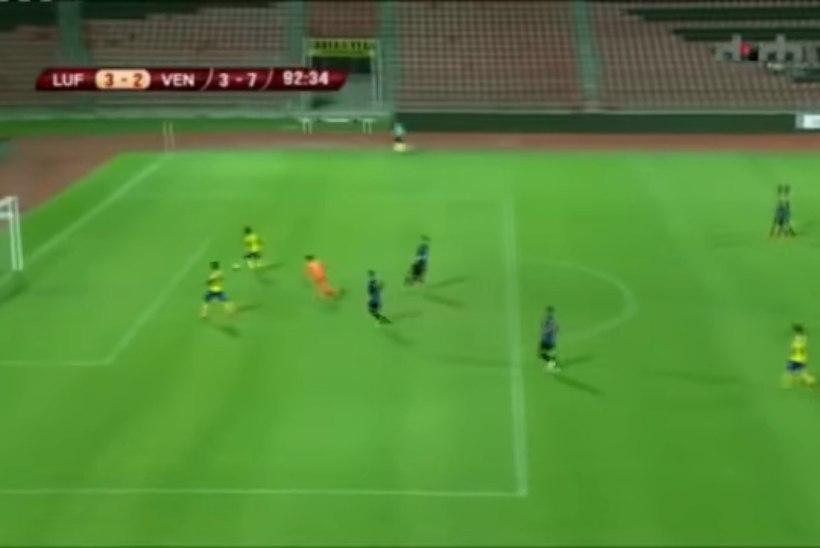VIDEO   KIHLVEOPETTUS? Albaanlased andsid eurosarjas meelega võidu käest?