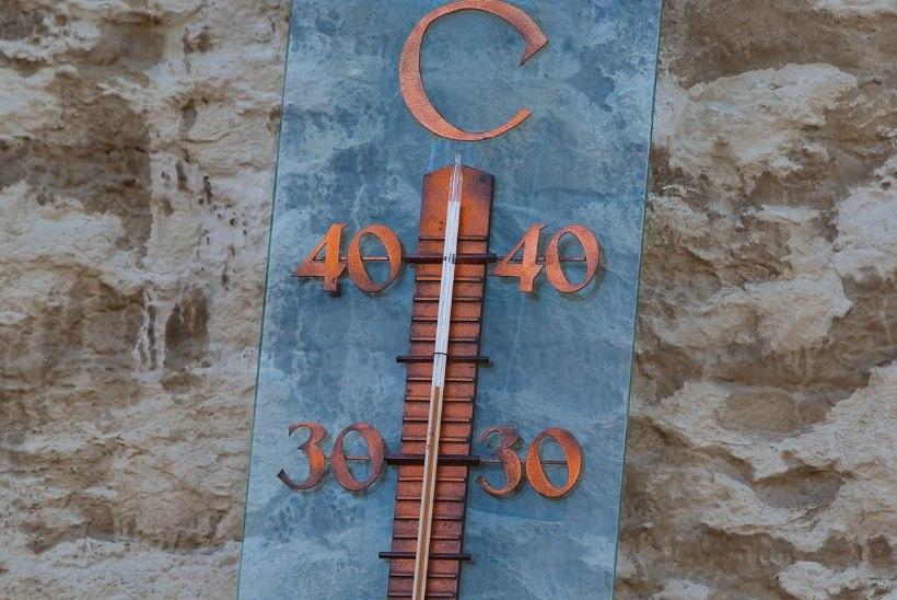 KUUMAD JA KÜLMAD TÖÖKOHAD | Kuidas äärmuslike temperatuuridega toime tulla?