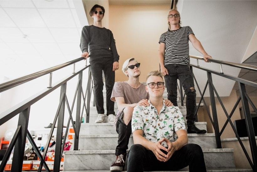 ÕL VIDEOINTERVJUU | Noortebändi poolfinalist Wicked Buzz: bändi võib ka niisama, pulli pärast teha
