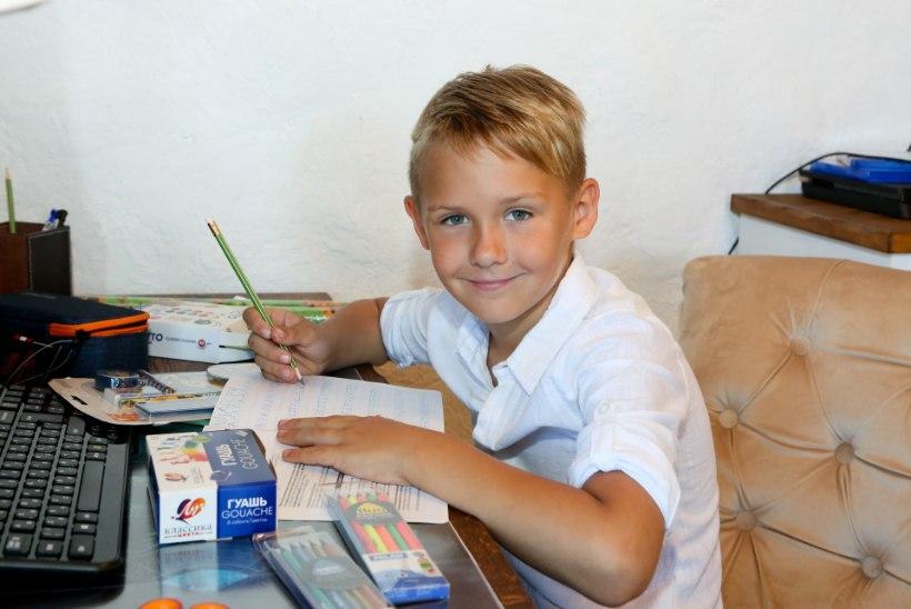 Esimesse klassi minev Eesti poiss kuulub juba praegu maailma motoeliidi hulka