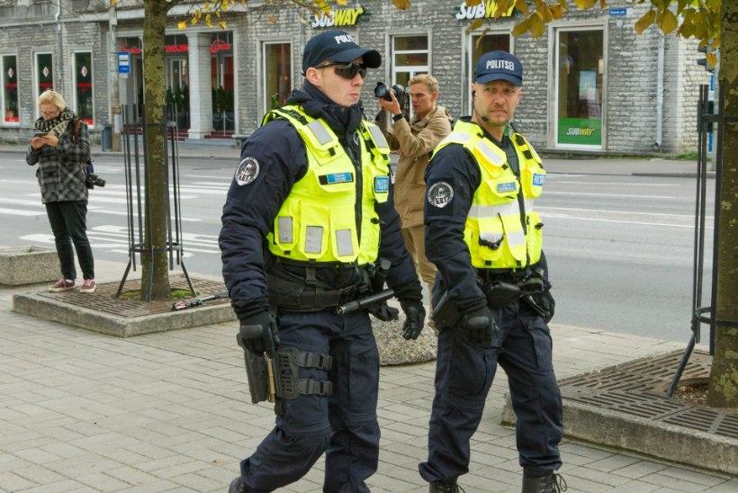 Peksupealinn Tallinn?