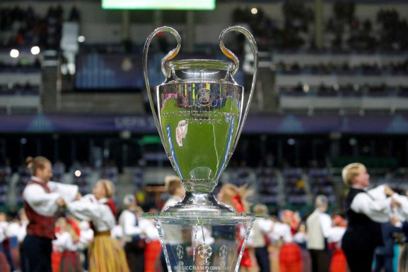 22e415f3a34 Selgusid Meistrite liiga alagrupid: Ronaldo kohtub Manchester Unitediga,  Liverpoolile fortuuna ei naeratanud