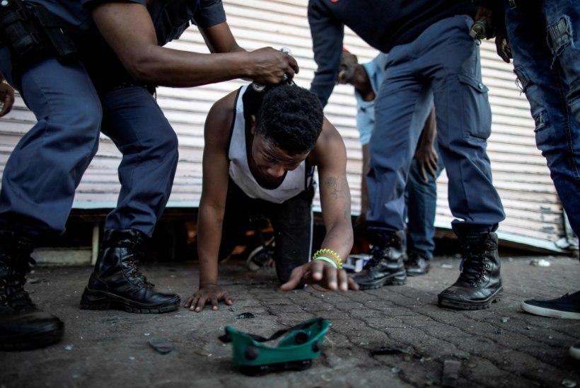 Lõuna-Aafrikas hukkus muulastevastastes rahutustes kolm inimest