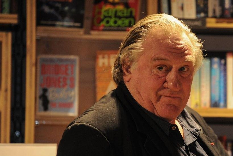 Näitleja Gerard Depardieu'd süüdistatakse vägistamises