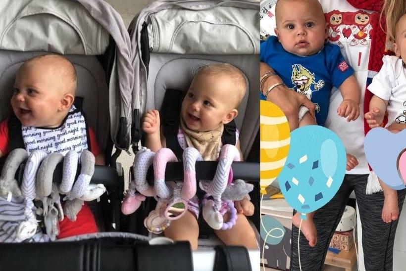 VIDEO | Iglesiase ja Kurnikova kaksikutel on imearmas naer!