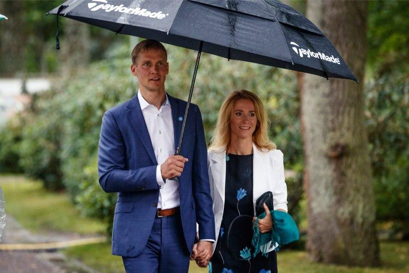 Sügisel abielluv Kaja Kallas: oma perekonnanime jätan ma alles