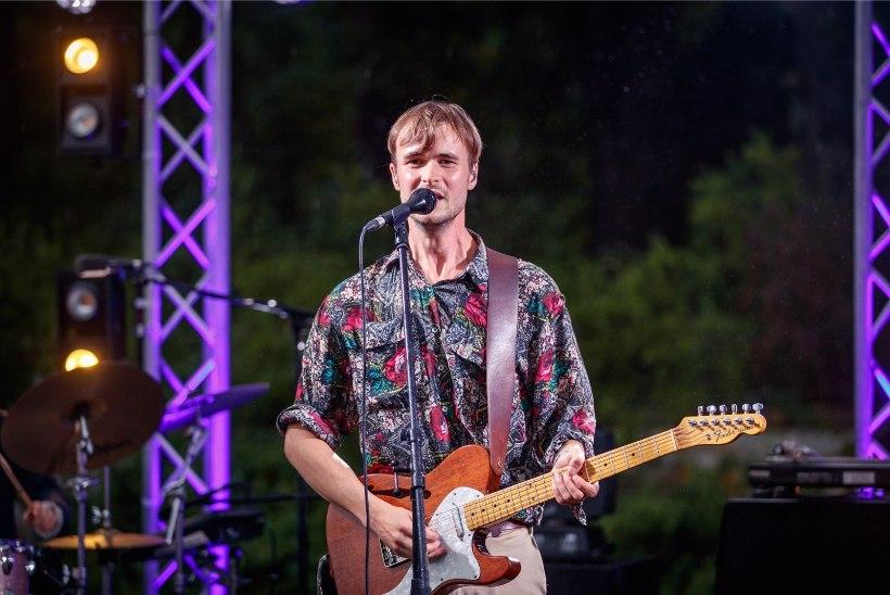 Marten Kuningas: minu suve kõrghetk oli Vaiko Epliku bändis süntesaatorit mängida