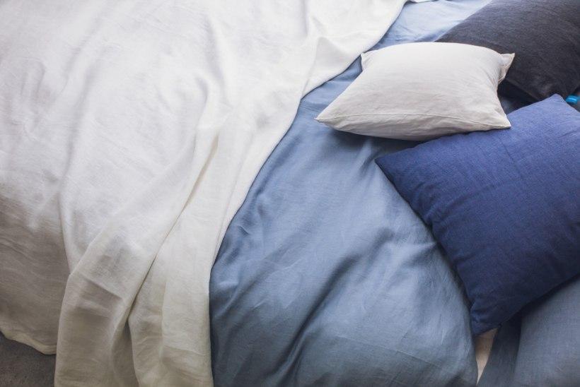 Nii saad vaid mõne minutiga voodipesu vahetatud