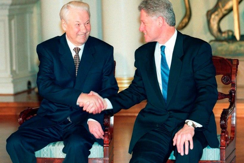Putin on soliidne mees: Jeltsini ja Clintoni vestlused