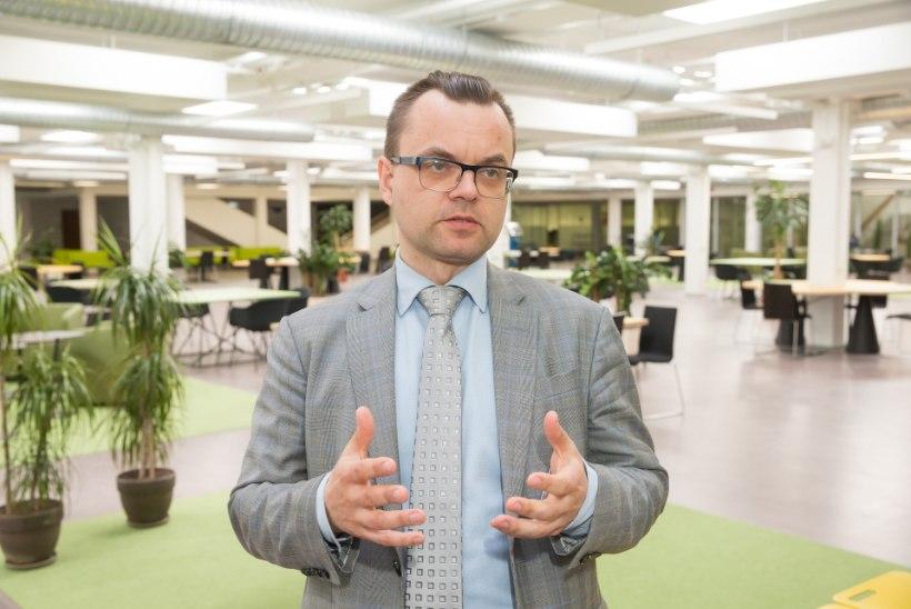 TÜ raamatukogu endine juht Hallik: mind vallandati poole tunniga tõendeid esitamata