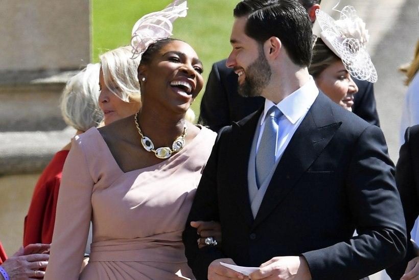 Serena Williams: ma poleks kunagi uskunud, et abiellun valge mehega