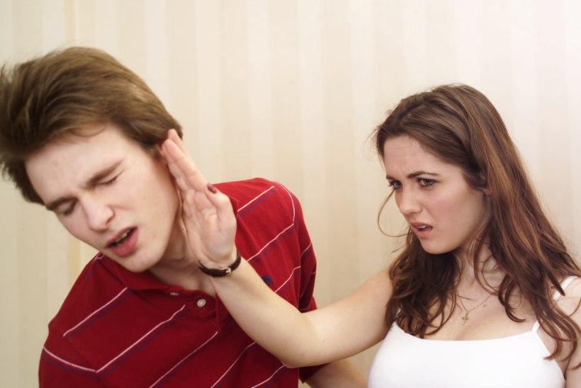 Poisid kogevad rohkem kohtinguvägivalda