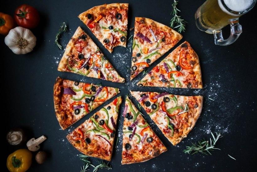 EBAOLULIST STATISTIKAT: kui palju sööb inimene elu jooksul pitsat ja mis on armastatuimad katted?