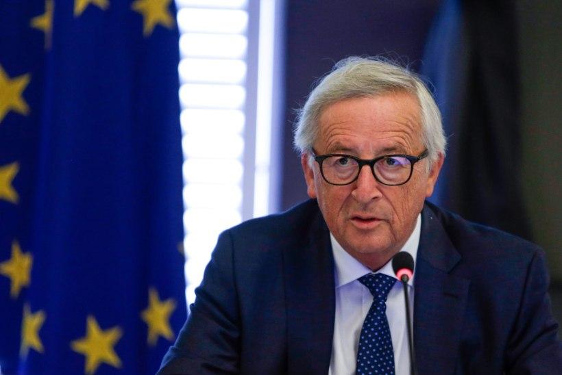 Juncker: Euroopa Komisjon pooldab kellakeeramise kaotamist