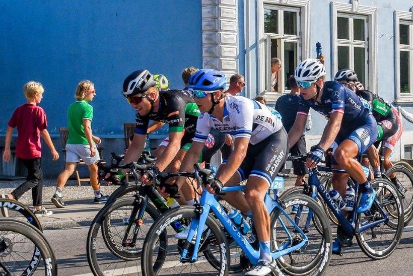 VIDEO   Eesti rattaäss jäi võidust ilma päris viimastel meetritel