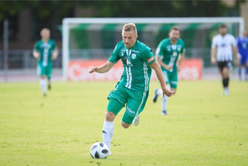 Levadia poolkaitsja kolis Soome tugevuselt teise liigasse