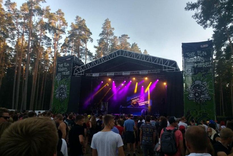 JALAD MATSUVAD, PEAD NOOGUTAVAD: Hip Hop Festivali teine päev on alanud