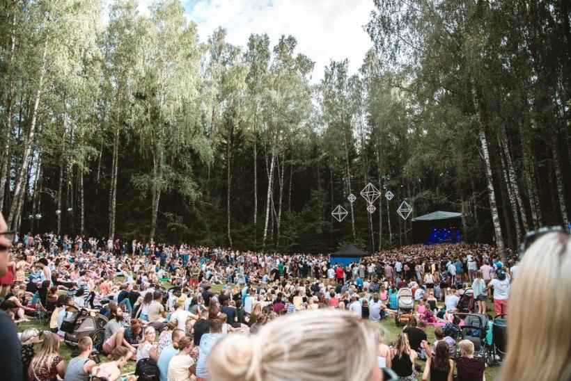 KAUNIS GALERII   Intsikurmu festival lõi valla südameuksed