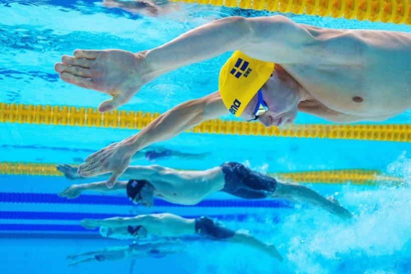 KAHJU! Ujumise EMi kolmandal päeval ei pääsenud ükski eestlane poolfinaali
