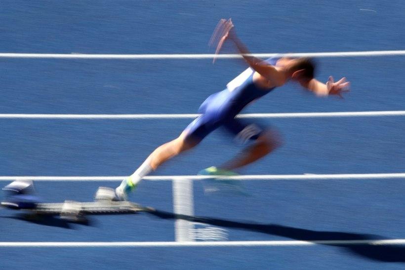ÕL BERLIINIS | Eeljooksust edasi pääsenud Jagoril õnnestus poolfinaaliks energiat säästa