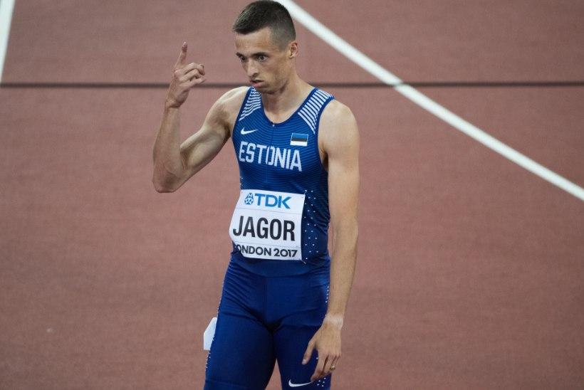 SUPER! Jaak-Heinrich Jagor jooksis end EMil poolfinaali