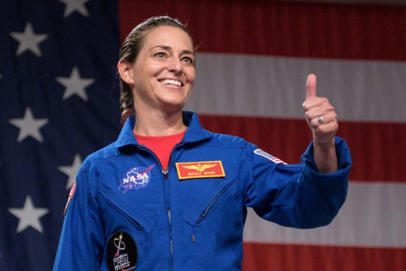 PÕNEV: USA kosmoseagentuur NASA saadab Eesti juurtega astronaudi maailmaruumi