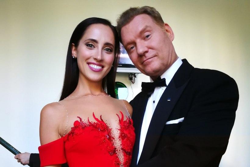 Elina Nechayeva päästis õhtu! Laulja asendas ooperigalal õhtujuhti Eve Kivit