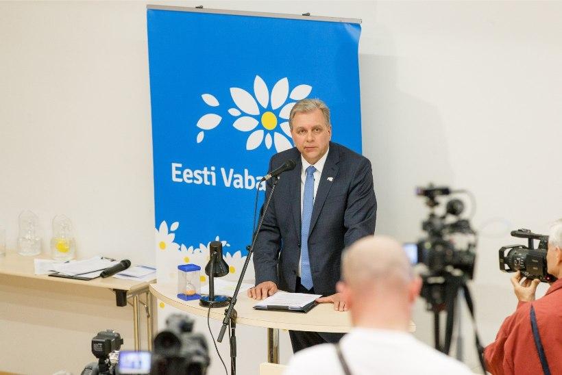 KONKURENT: mida arvavad väikeerakonnad liikumisest Eesti 200?