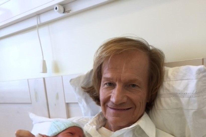 65aastaselt kaksikute isaks saanud Ilmar Taska: oma naise sünnituse juures viibimine on müstiline