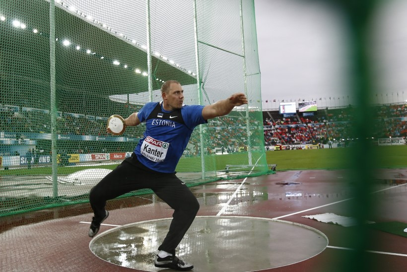 GALERII | Ilus meenutus: fotoseeria Gerd Kanteri kõigist tiitlivõistluste medalitest