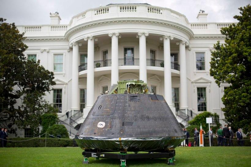 TÄHESÕJAD? USA valitsus plaanib luua kosmosesõjaväe