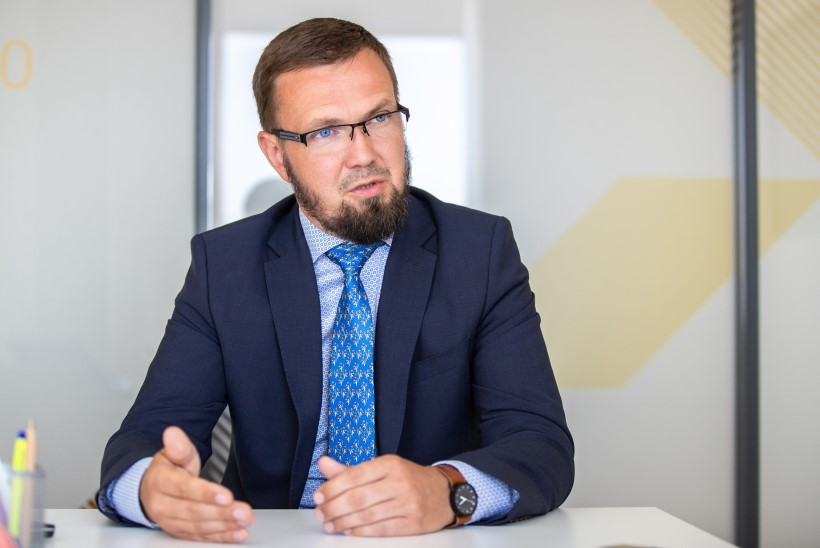 Eesti 200-ga liitus sotsiaalministeeriumi asekantsler Rait Kuuse