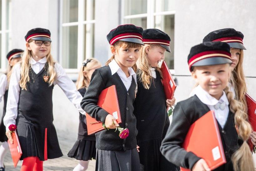 Toomas Vitsuti tütar alustab kooliteed Vanalinna Hariduskolleegiumis